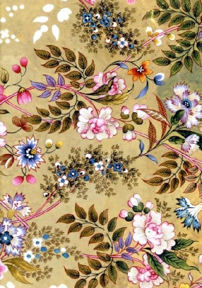 William Kilburn, Textildesign