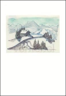 Hermann Hesse, Winter in St. Moritz