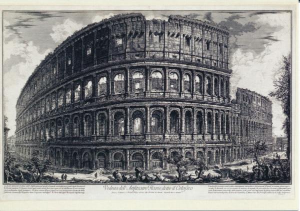 Giovanni Battista Piranesi, Colosseo