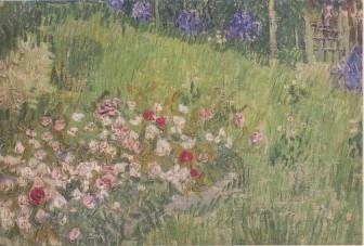 Vincent van Gogh, Daubigny`s Garten