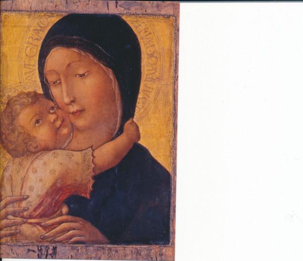 Liberale da Verona, Madonna mit Christuskind