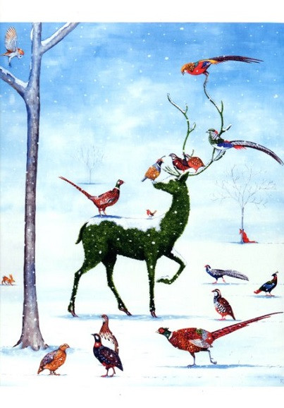 Rebecca Campbell, Winterwunderland