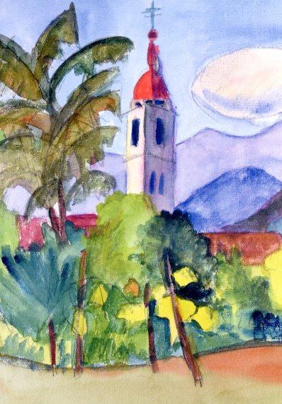 Hermann Hesse, Kirche
