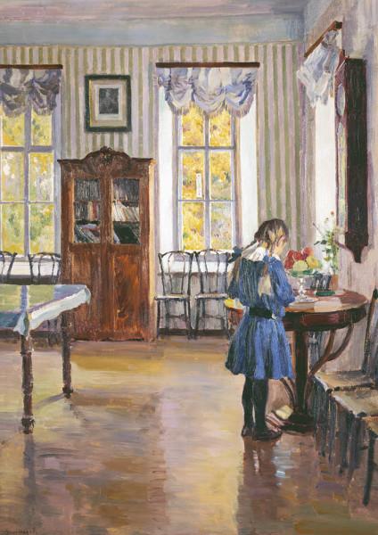 Sergei Winogradow, Interieur