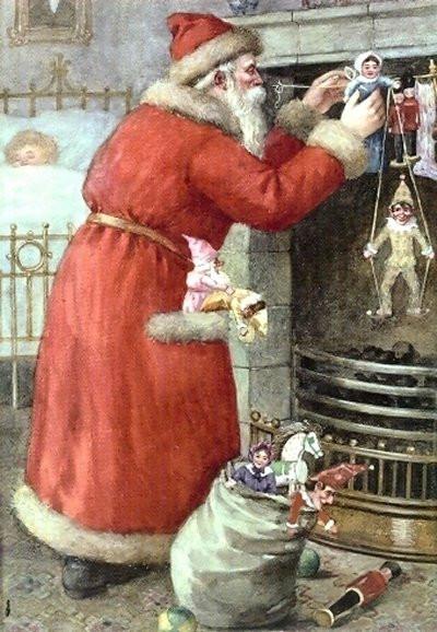 Karl Roger, Der Weihnachtsmann