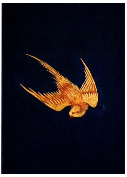 Vogel in der Luft, 18. Jahrhundert