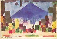 Paul Klee, Der Niesen