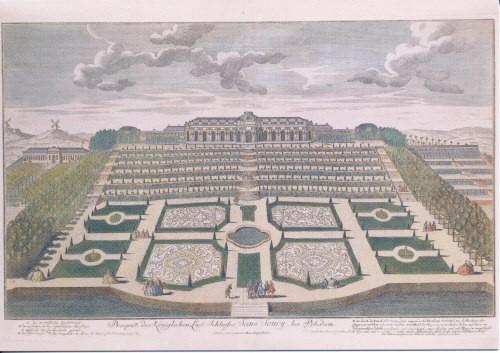 Schloß Sanssoucis