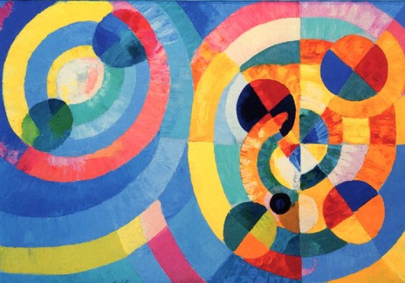 Robert Delaunay, Kreisformen, 1930
