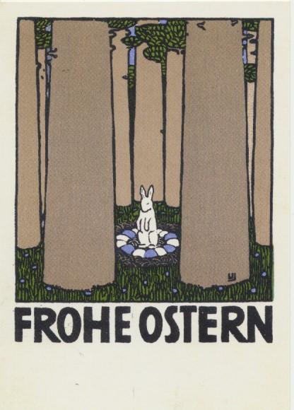 Wiener Werkstatt, Frohe Ostern