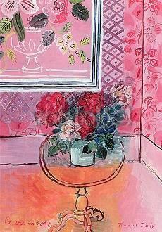 Raoul Dufy, La vie en rose