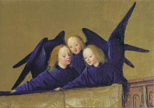 Artikel auf Anfrage, Drei Engel