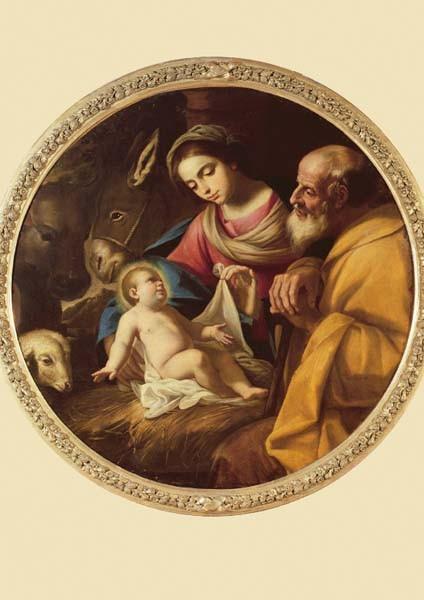 Andrea Vaccaro, Die Heilige Familie