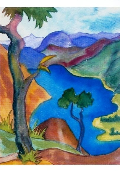 Hermann Hesse, Blick nach Italien