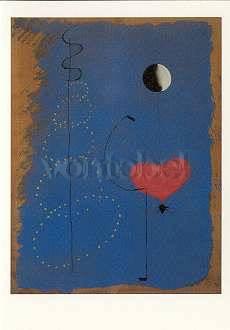 Joan Miro, Tänzerin II