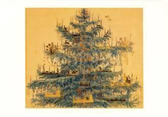 Artikel auf Anfrage, Karl August Varnhagen, Berliner Weihnachtsbaum