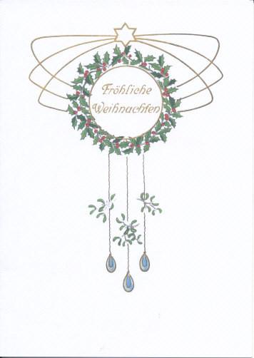 Artikel auf Anfrage! Fröhliche Weihnachten