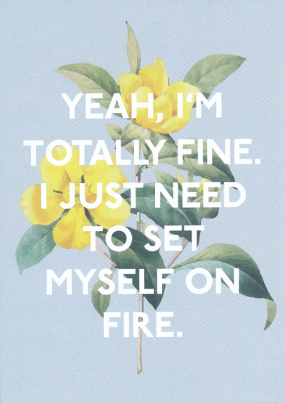 yeah, i`m totally fine