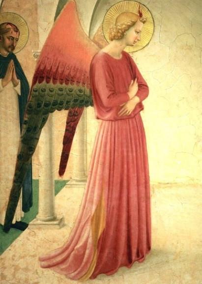 Fra Angelico, Die Verkündigung