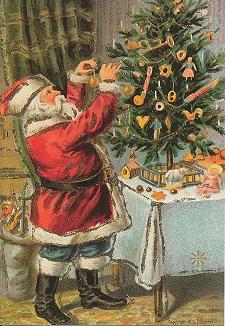 anonym, Weihnachtsvorbereitungen