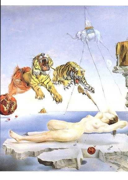 Salvador Dali, Traum