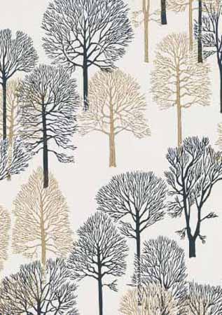 Artikel auf Anfrage, Winterbäume