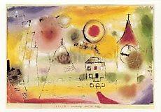 Paul Klee, Wintertag kurz vor Mittag