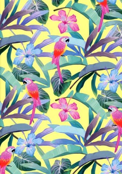 Yoko Honda, Tropischer Garten