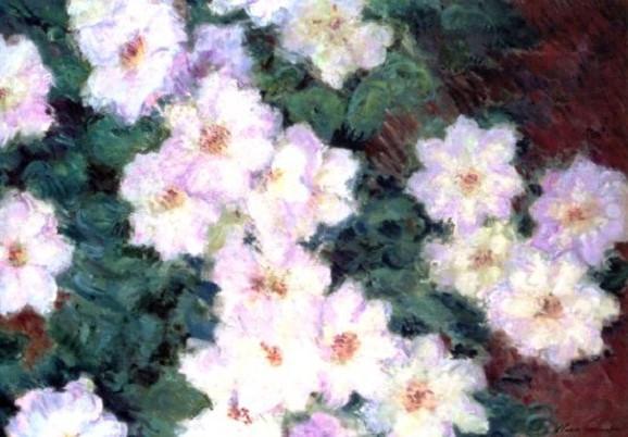 Claude Monet, Clematis
