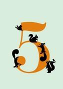 Die Zahl 5