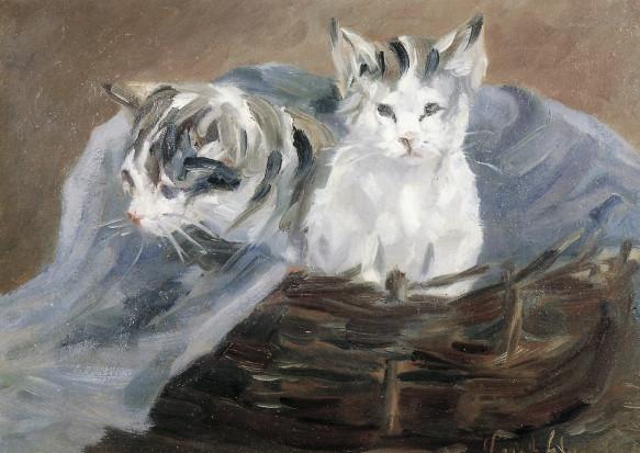 Kurt Glauber, Im Katzenkorb