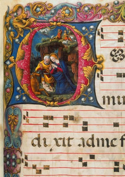 Illumination, Girolamo da Cremona