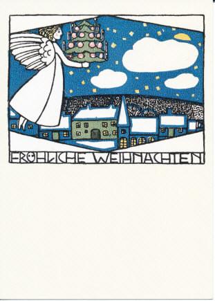 Wiener Werkstatt, Fröhliche Weihnachten