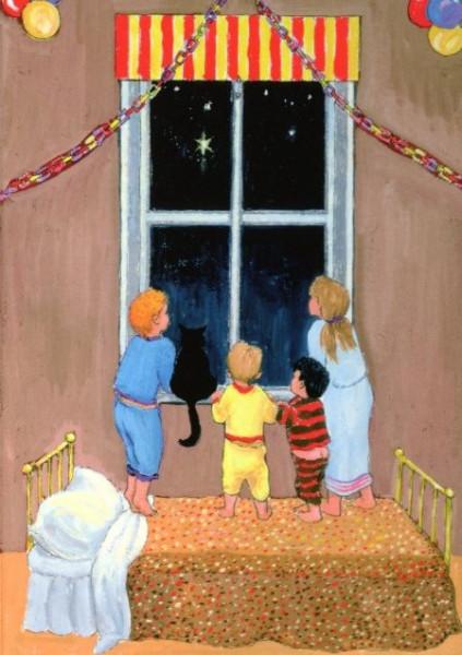 Margaret Loxton, Warten auf den Weihnachtsmann