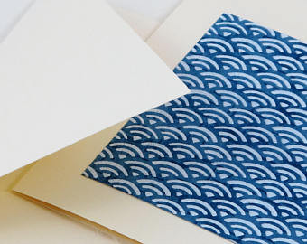 Carée fine paper