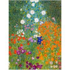 Gustav Klimt, Blumengarten