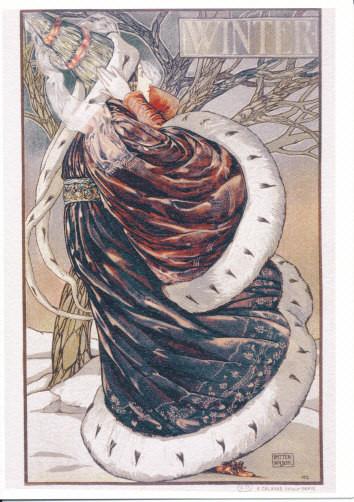Patten Wilson, Der Winter