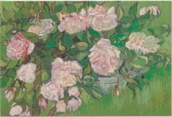 Vincent van Gogh, Rosenbusch