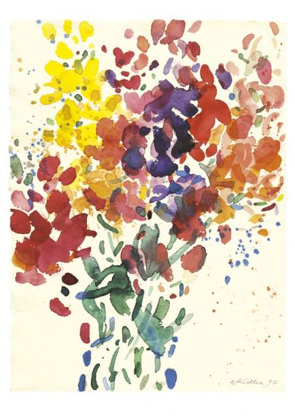Oskar Koller, Sommerblumen