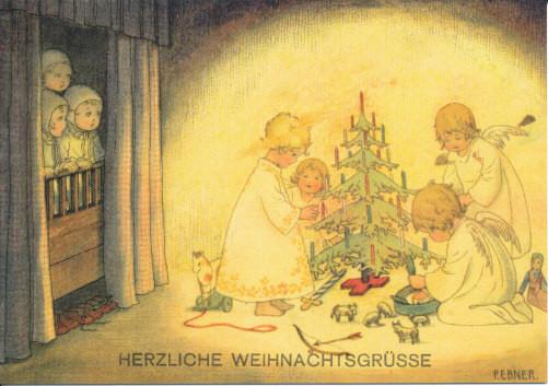 Pauli Ebner, Wir schmücken den Christbaum