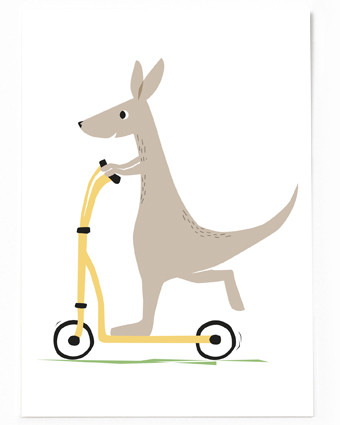 Roller Känguru