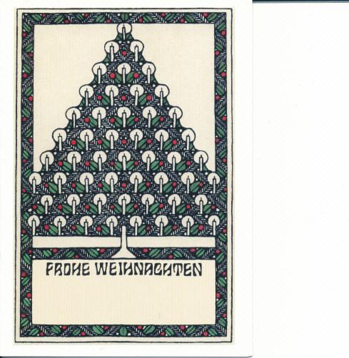 Wiener Werkstatt (No 41), 51 Kerzen