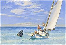 Edward Hopper, Dünung