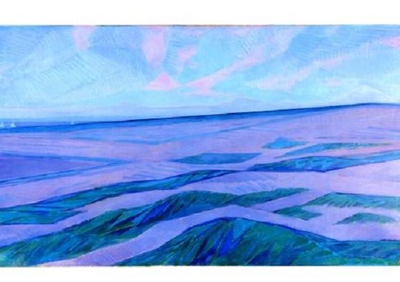 Piet Mondrian, Dünenlandschaft