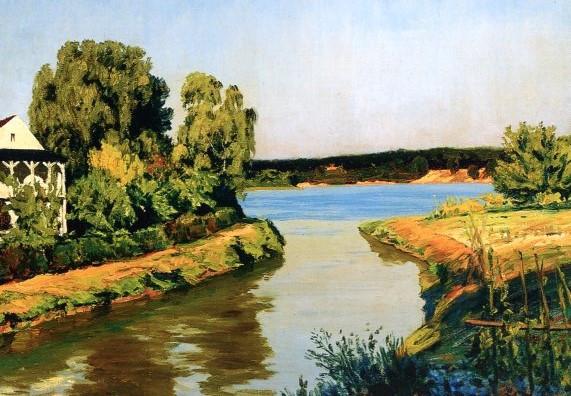 Walter Leistikow, Märkische Landschaft