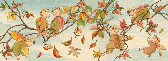 Wurzelkinder Blätterkinder