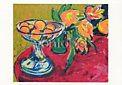 Ernst Ludwig Kirchner, Stilleben mit Orangen und Tulpen