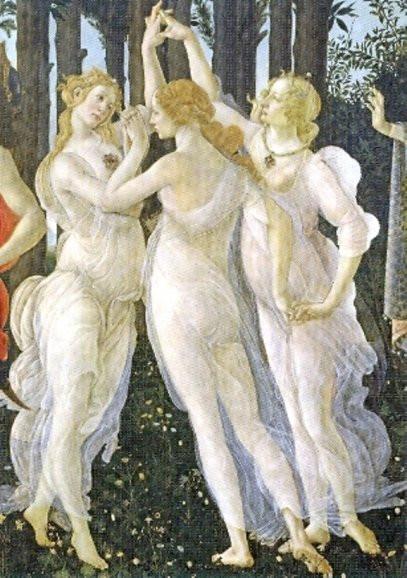 Sandro Botticelli, Primavera, um 1478