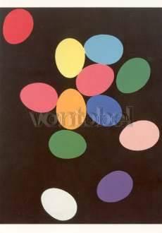 Andy Warhol, Eggs 1982