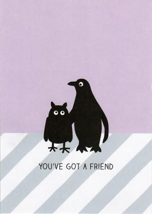 you´ve got a friend
